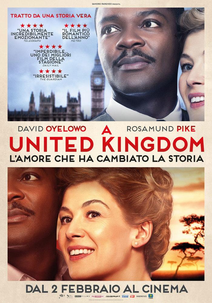 A United Kingdom - L`amore che ha cambiato la storia