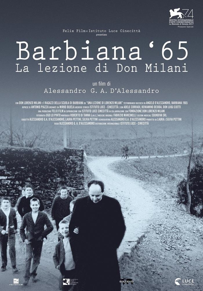 Barbiana `65: La lezione di Don Milani