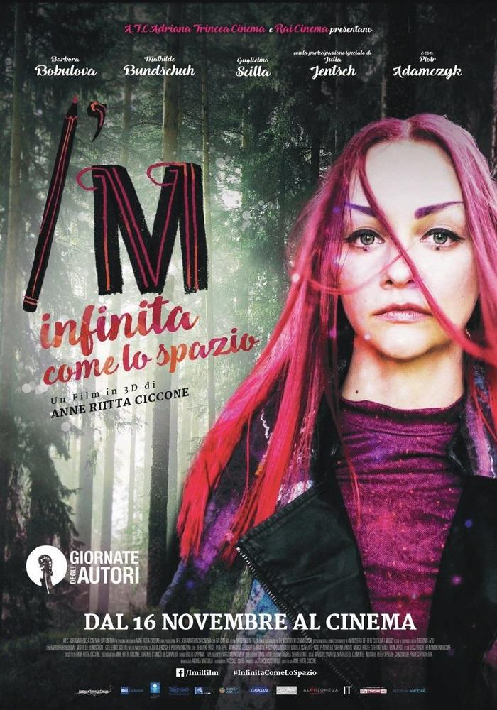 I`m - Infinita come lo spazio
