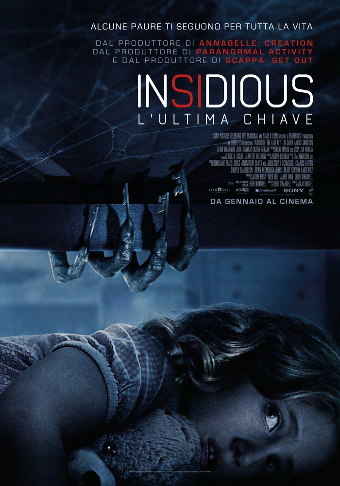 Insidious 4 - L`ultima chiave