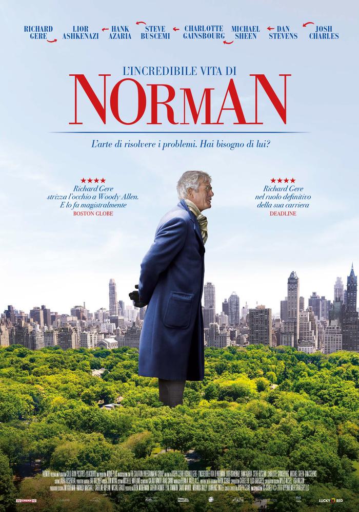 L`incredibile vita di Norman