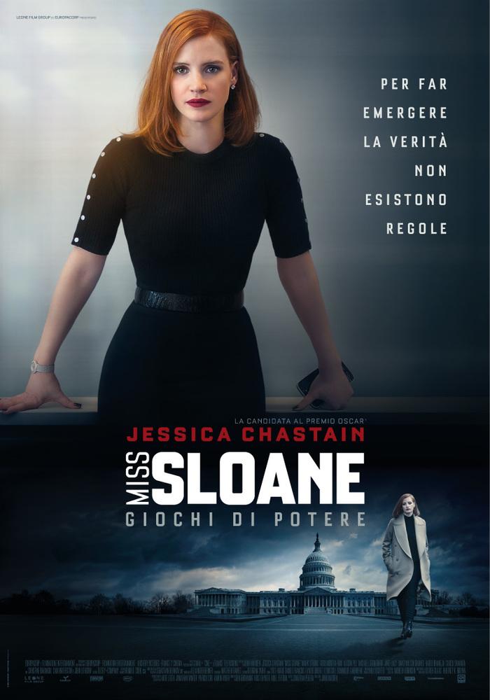 Miss Sloane - Giochi di potere