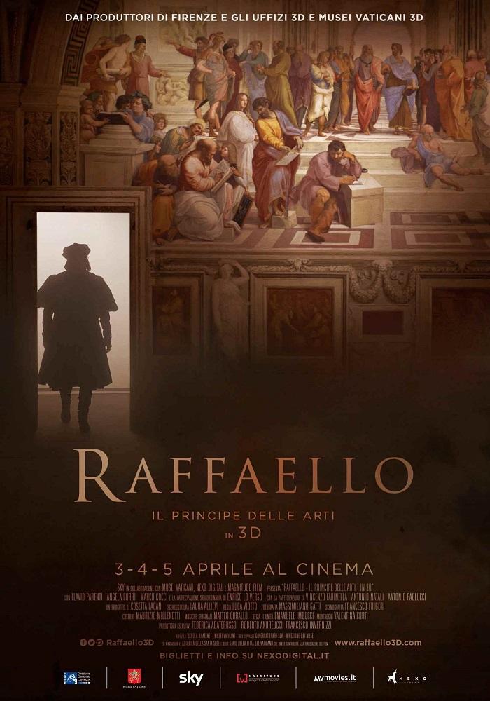 Raffaello - Il Principe delle arti 3D