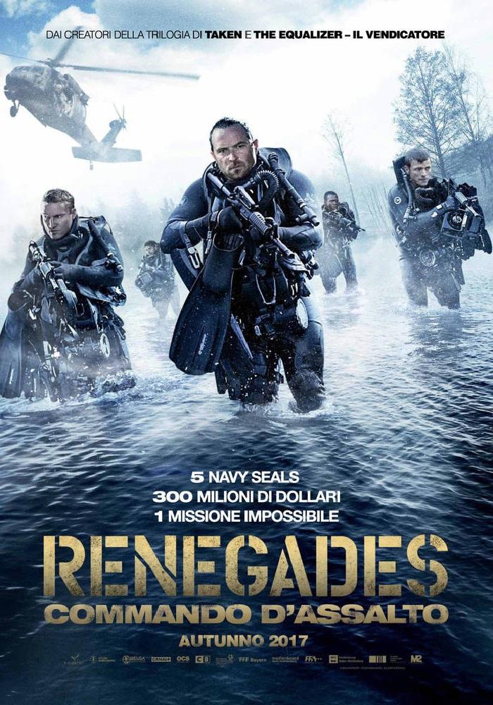 Renegades: Commando d`assalto
