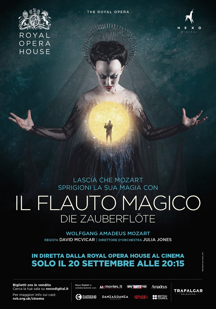 Royal Opera House: Il flauto magico