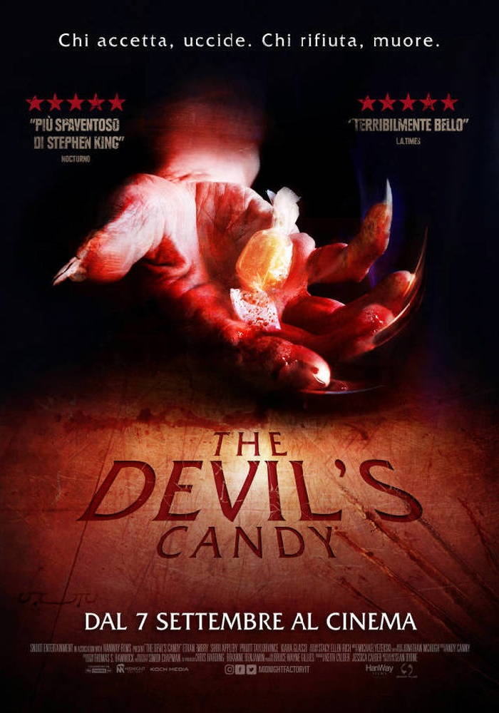 The Devil`s candy